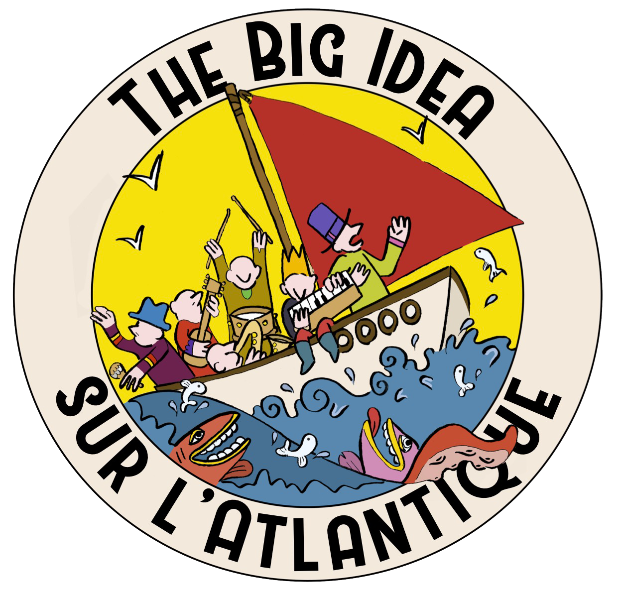 The Big Idea Sur l'atlantique